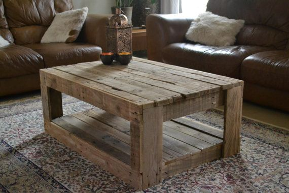 pallet coffee tables