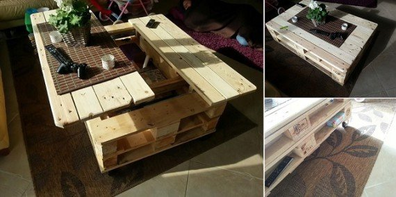 Pallet-Coffee-Table-With-Storage