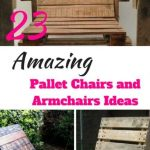 Pallet Chairs and Armchairs