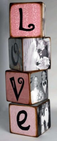 wooden blocks stacked up forming a word love